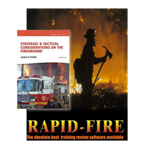 Strategy and Tactical Considerations on the Fireground 3rd Edition Online Test