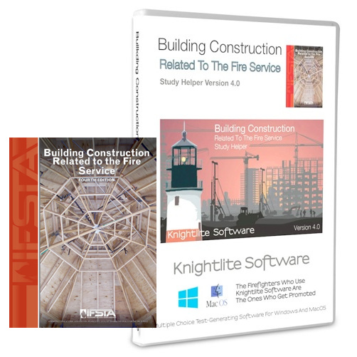IFSTA Building Construction Related To The Fire Service 4th Edition Study Software